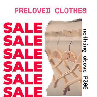Women's clothes! READ!