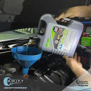 0W20 Liqui Moly Special Tec Engine Oil