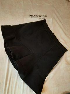 黑色魚尾裙
