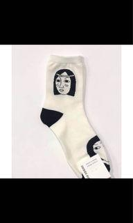 正韓襪 復古女孩款🇰🇷