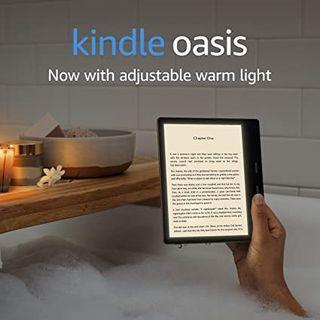 Amazon oasis 8gb Kindle Paperwhite Now Waterproof with more than 2x the Storage – Ad-Supported