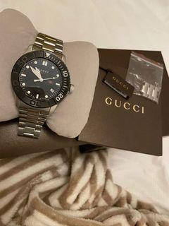 AUTHENTIC GUCCI SPORTS WATCH