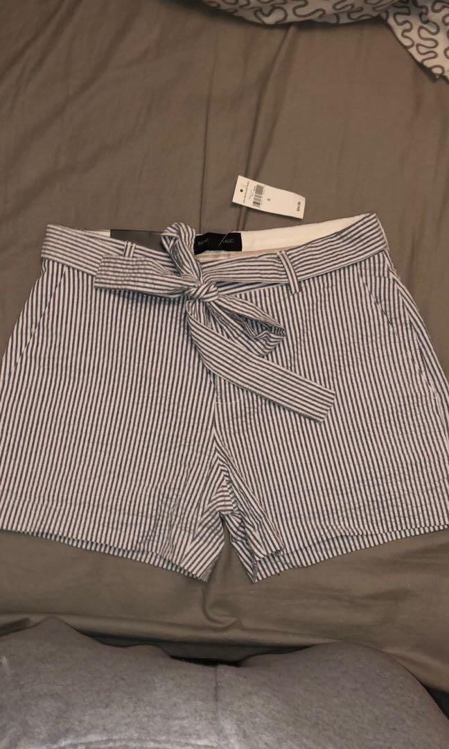 Banana Republic Paperbag shorts