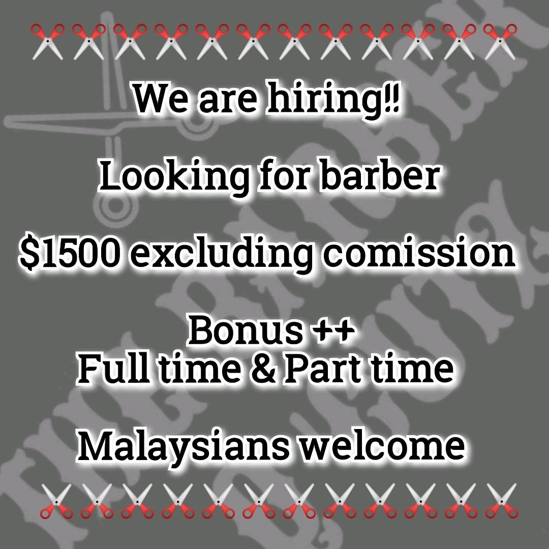 Barber Stylist