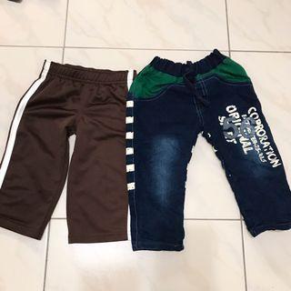 兩件組-carter's、牛仔褲