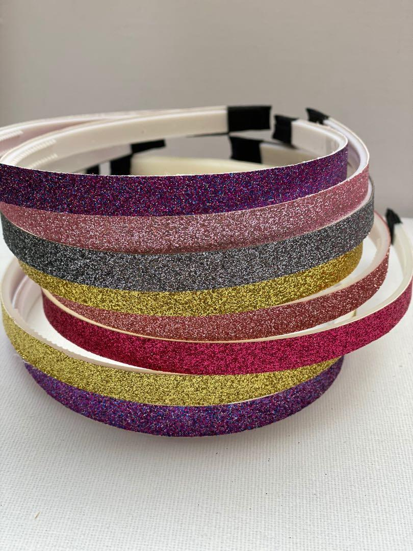 Colorful hairband