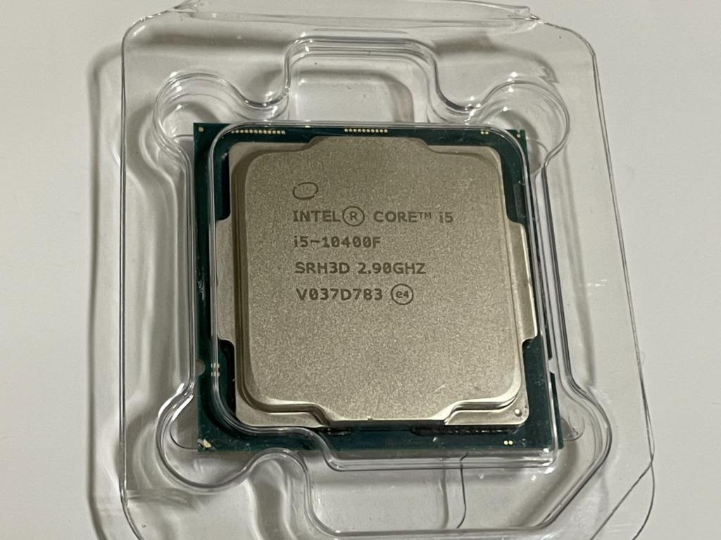 CPU Intel® Core™ i5-10400F