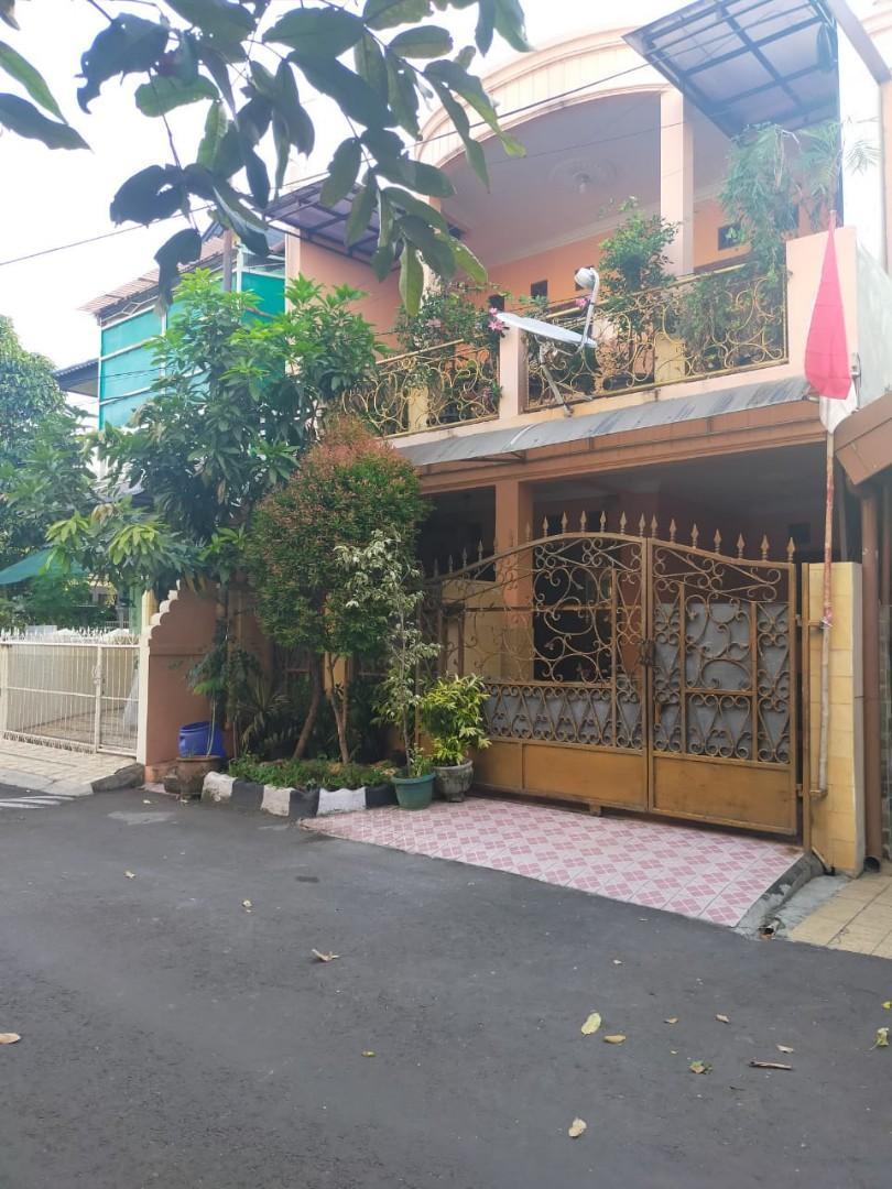 Dijual Rumah Kokoh Dalam perumahan Dekat walikota Jakarta Timur