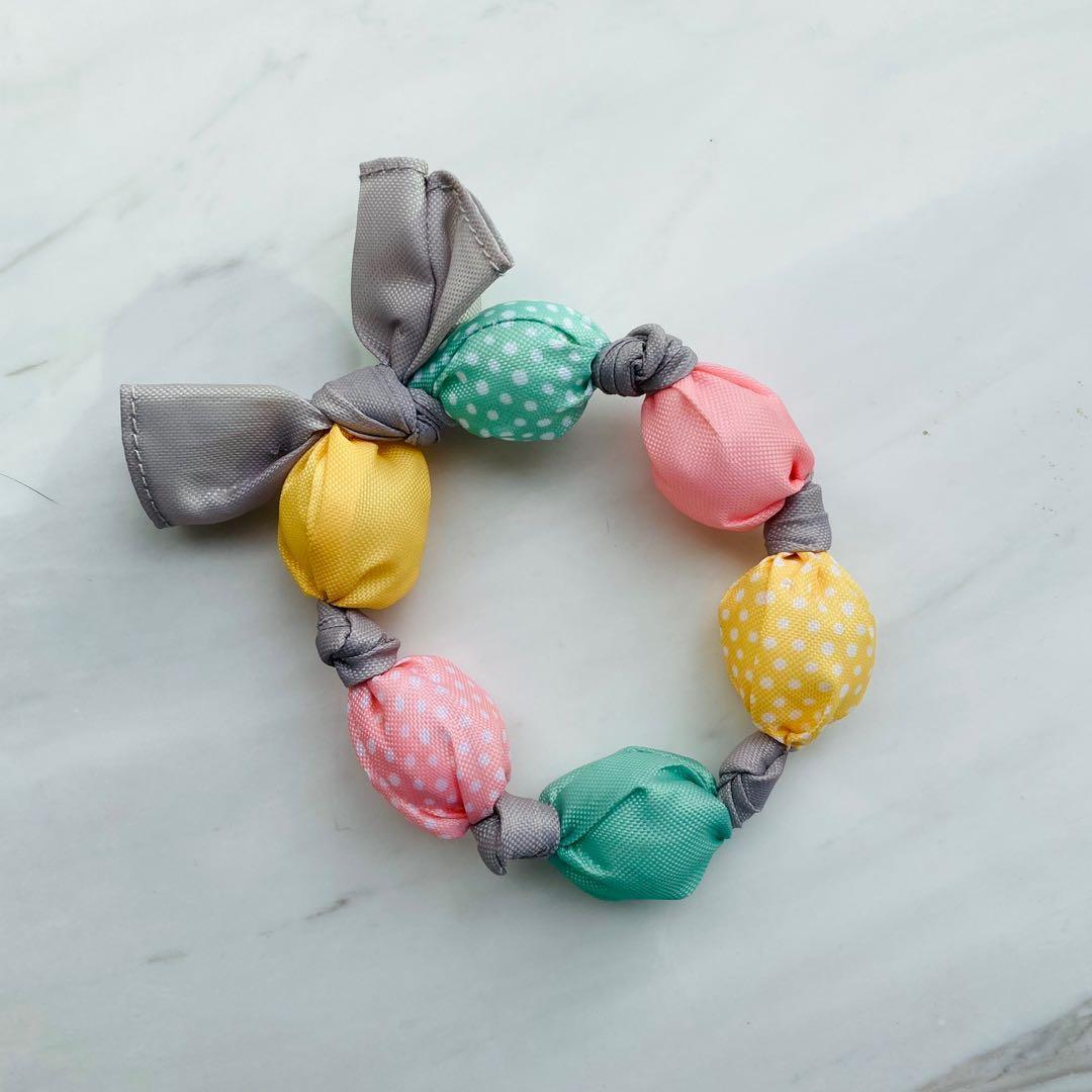 【包旺家】FAD日本糖果彩色環形寵物玩具 咬咬玩具