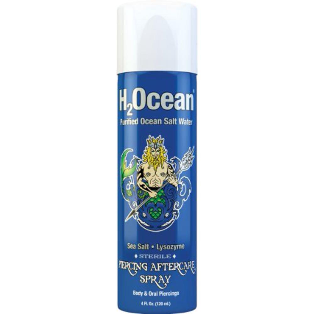 H2Ocean Piercing Aftercare cleaner