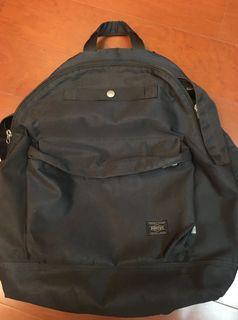 Head porter day pack 日本 吉田 後背包 黑色