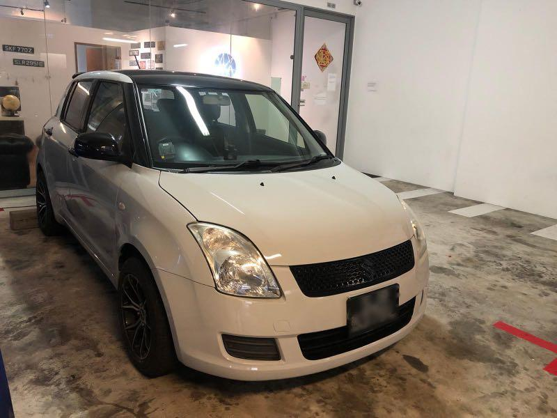 Pplate car rental in Singapore. Near commonwealth mrt