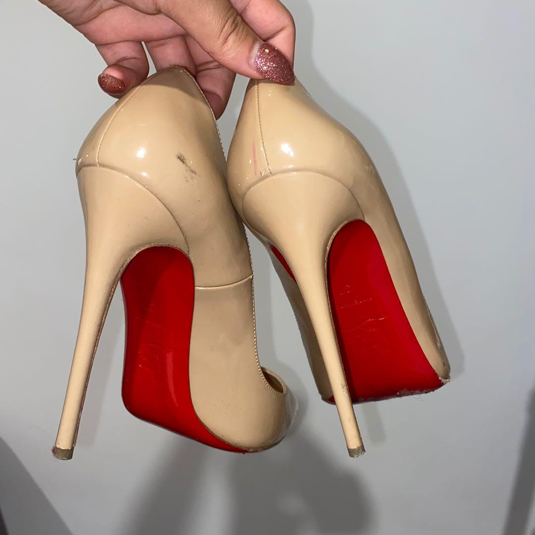 Red bottom dupes