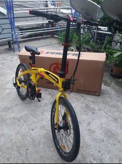 Sepeda Lipat pasific noris