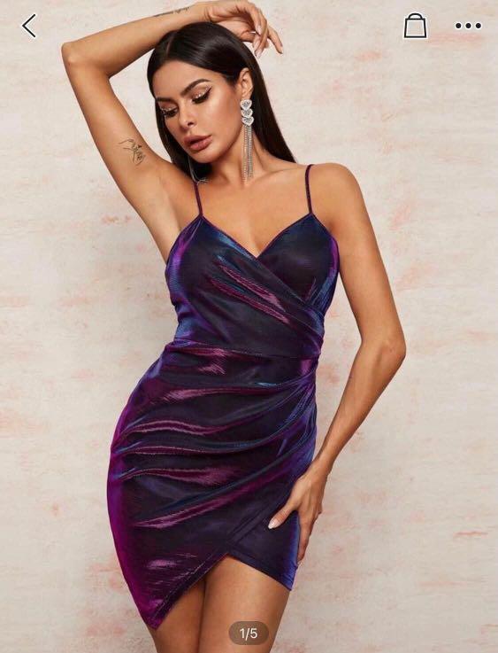 XS Holographic Dress