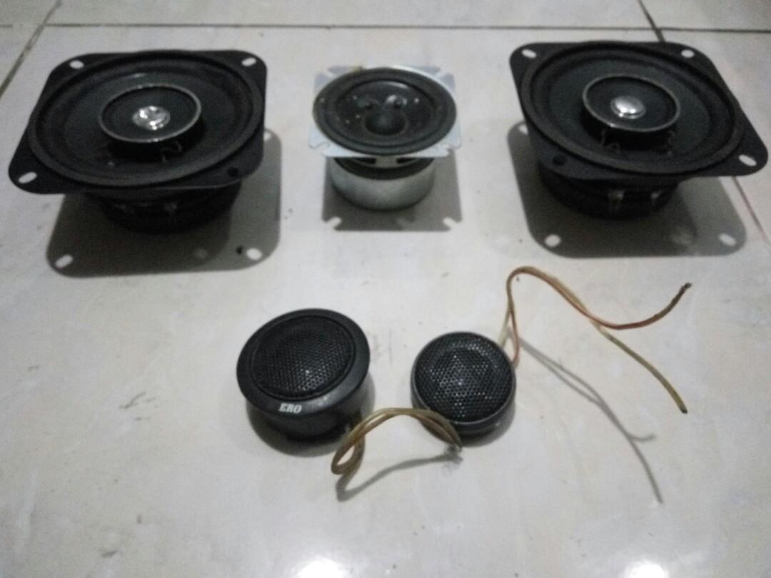 Speaker mobil take all