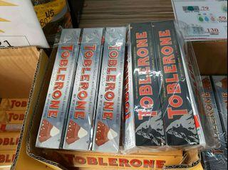Toblerone assorted