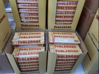 Toblerone march xpire
