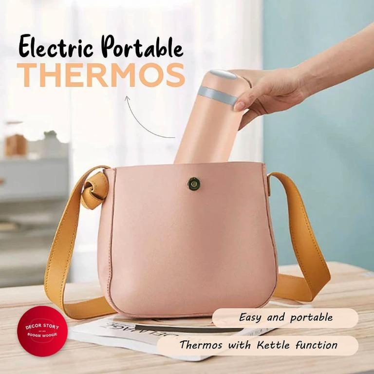 Travel Portable Thermos Flask Tumbler Mini - 350ml