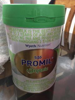 Wyeth Promil S-26 Organic