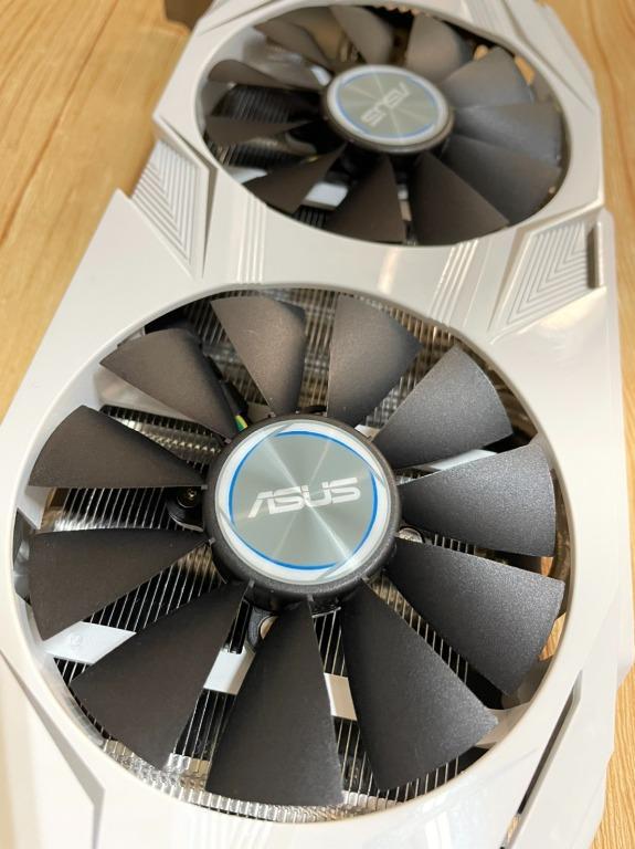華碩ASUS DUAL-GTX1060-O3G