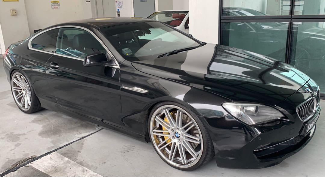 BMW640i