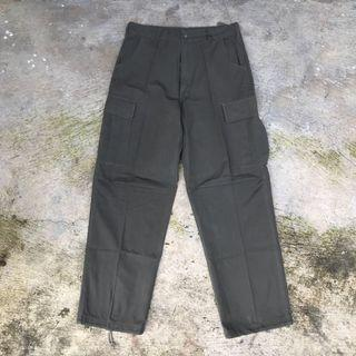 Celana Cargo Army Trousers Bay Value