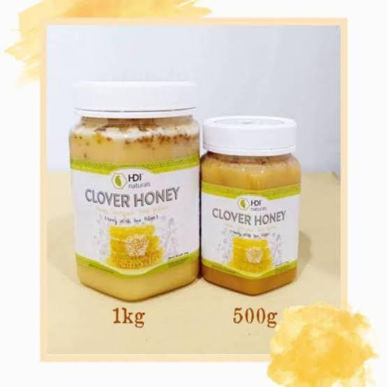 Clover Honey HDI 500g