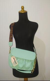 Cozy Mint Bag 👜