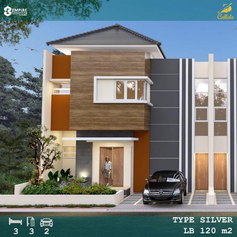 De Callista Prima Residence (Type Silver) Hunian Exclusive Di Jakarta Timur