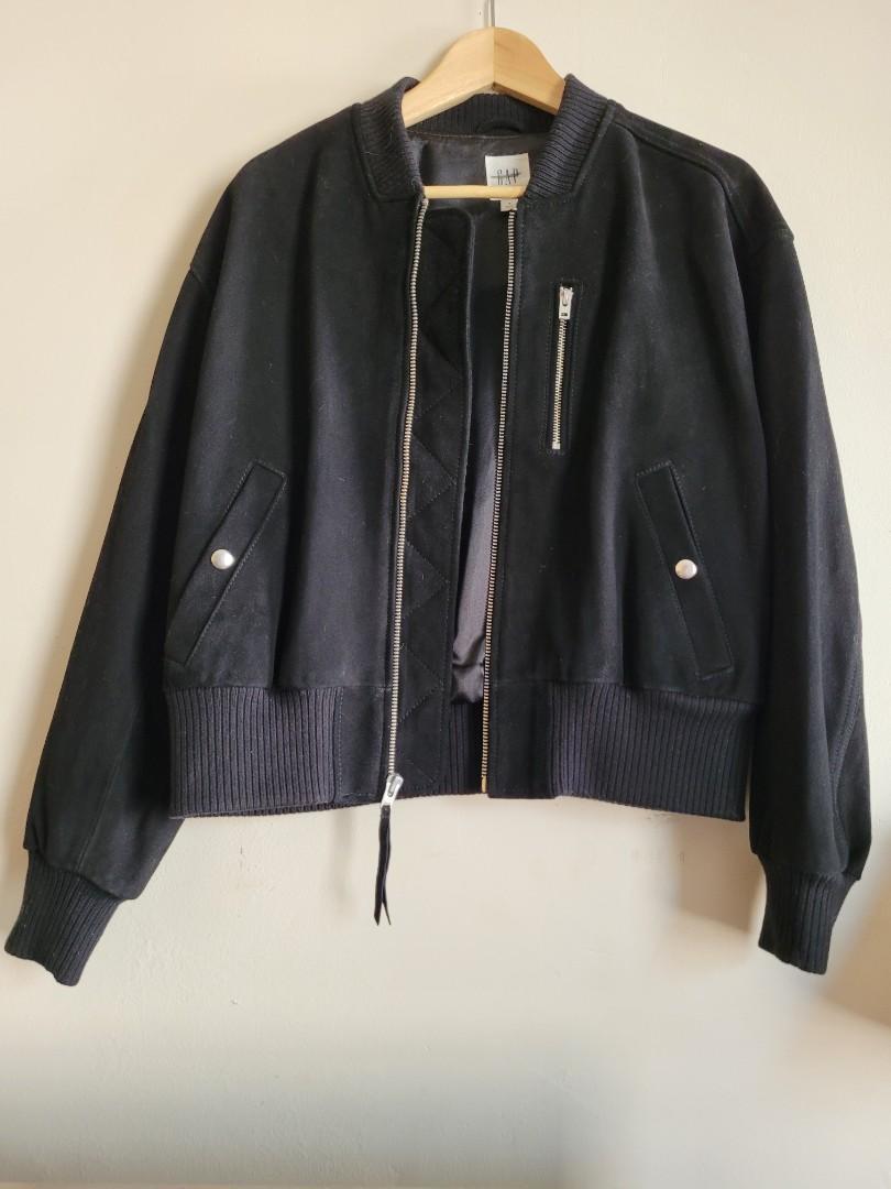 GAP Suede Jacket