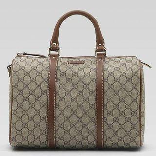 Gucci Boston - Bekas Second Preloved Original Authentic