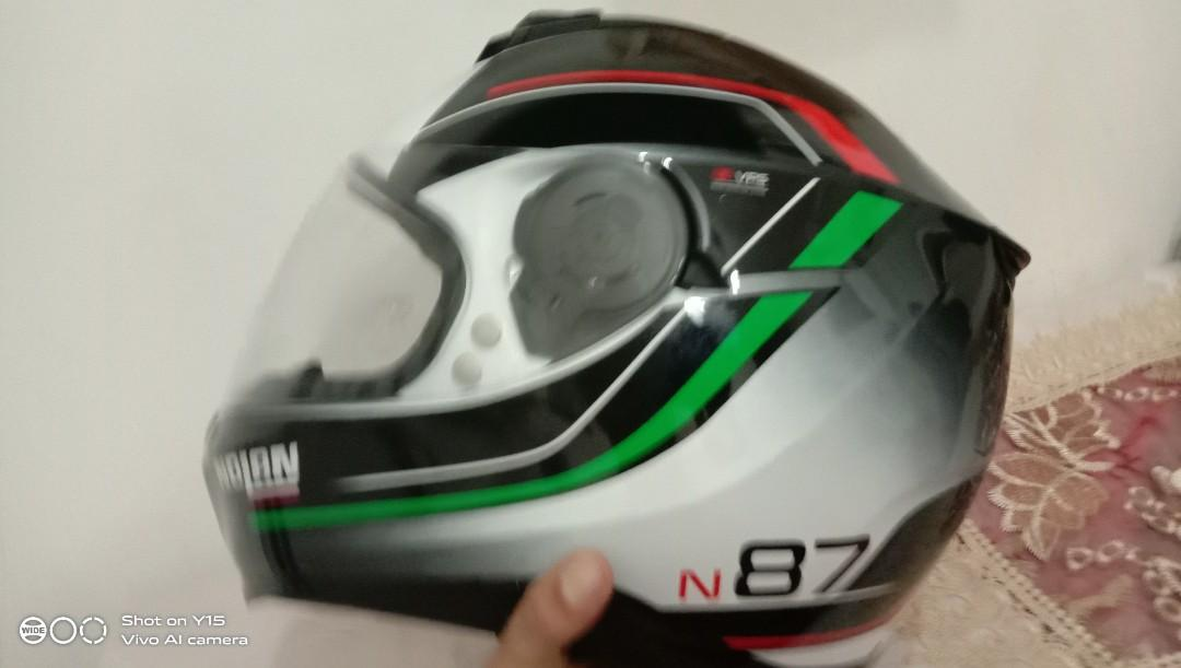 Helm Nolan N87