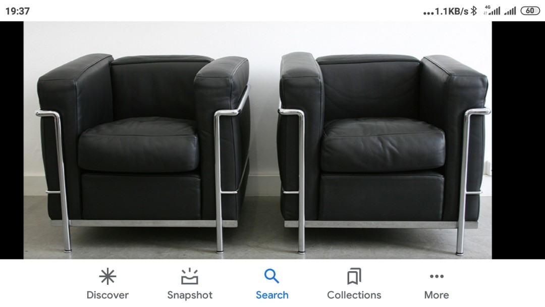 Le Corbusier Chair For Furniture, Le Corbusier Furniture