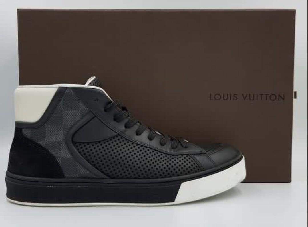 Louis Vuitton High Cut Shoes