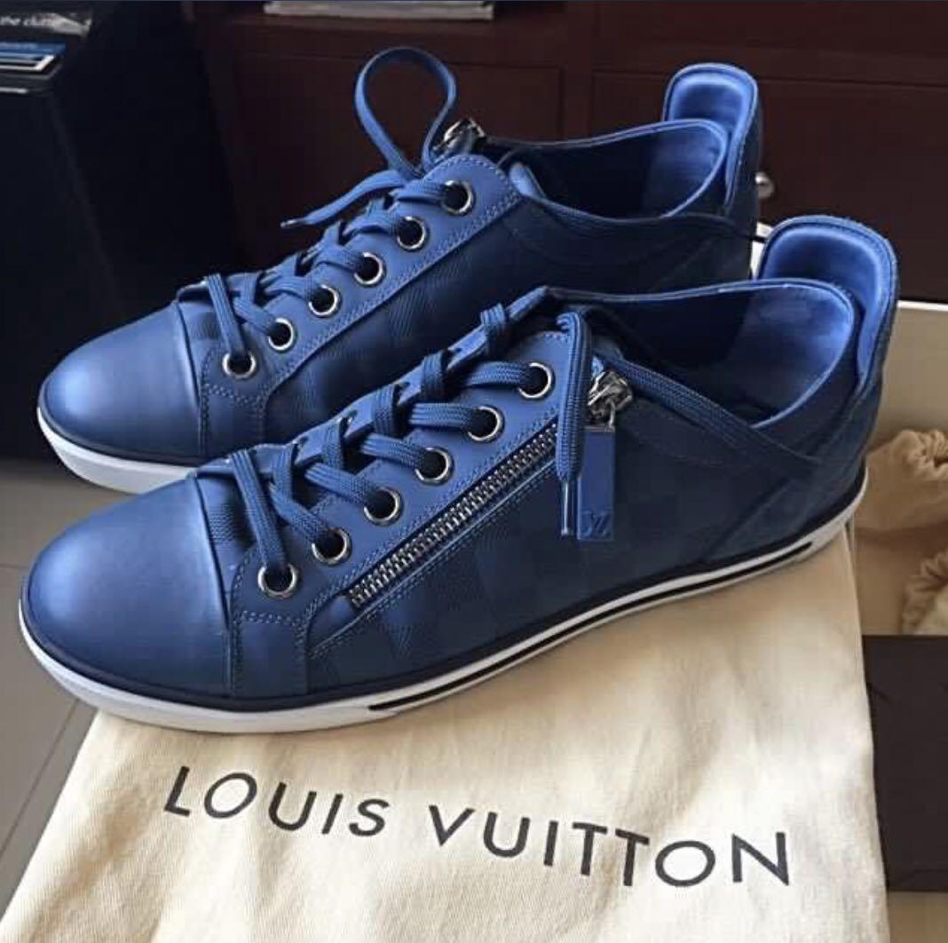 Louis Vuitton Zip Up