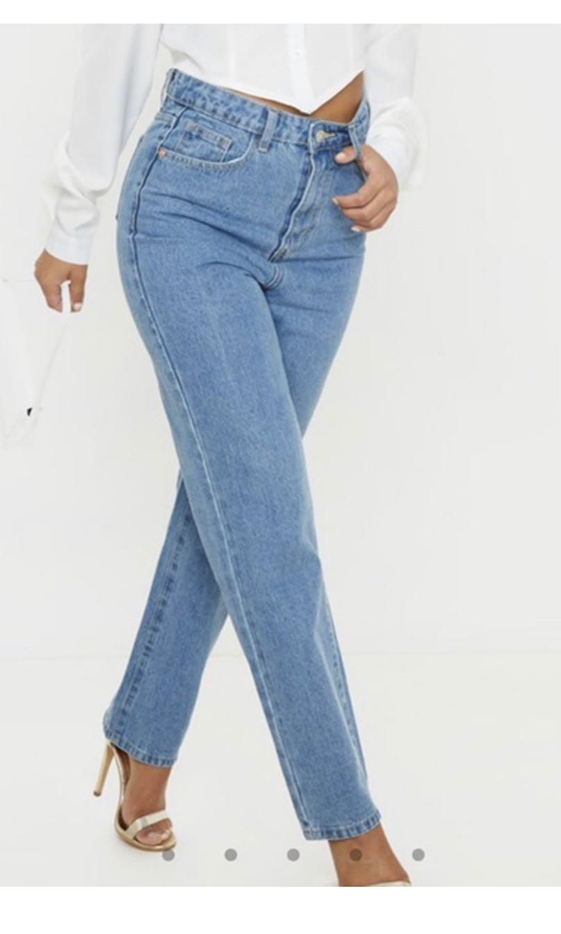 PLT straight leg jeans