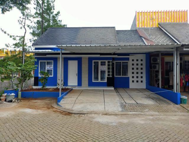Rumah Minimalis cibubur country