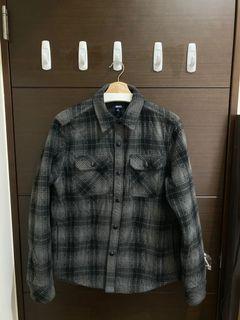 SPAO厚磅鋪棉外套(L)
