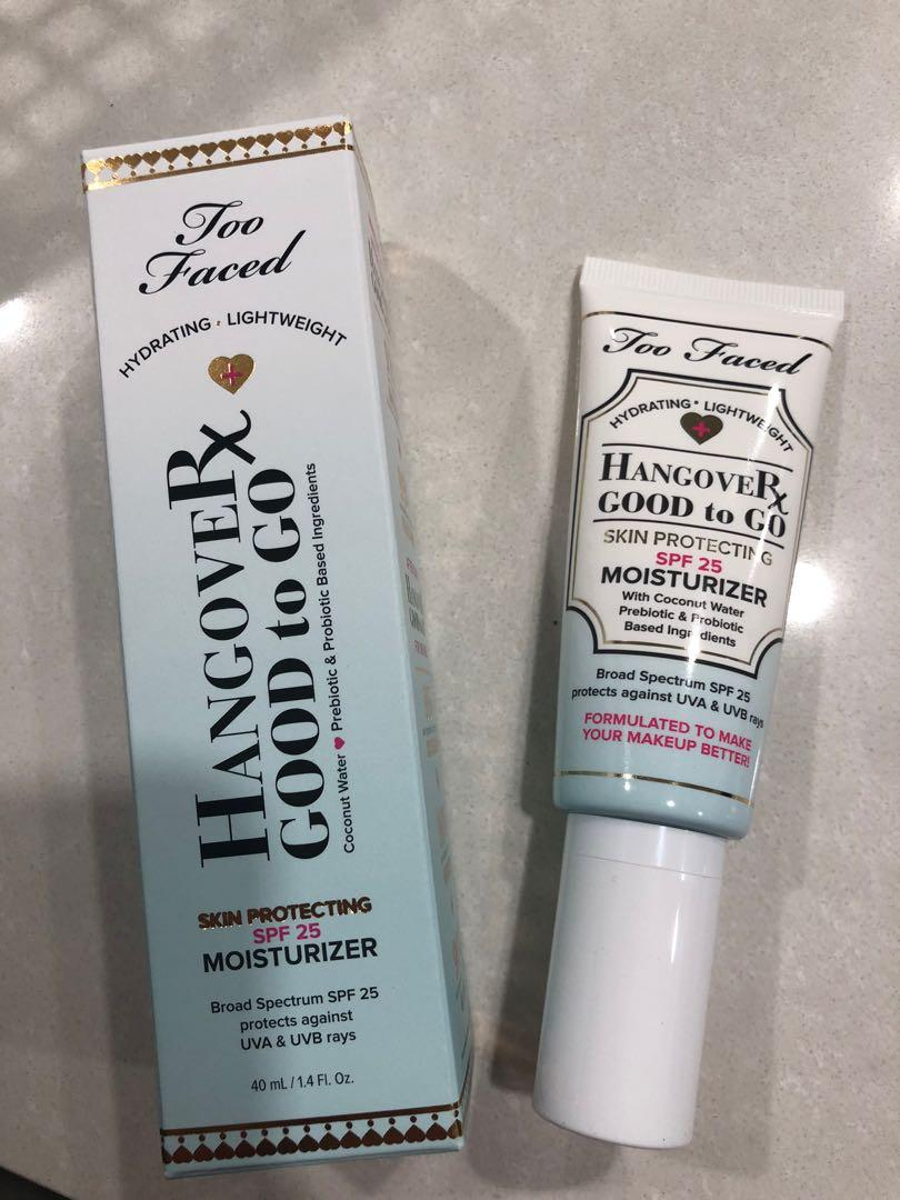 Too Faced Hangover Rx Good to Go