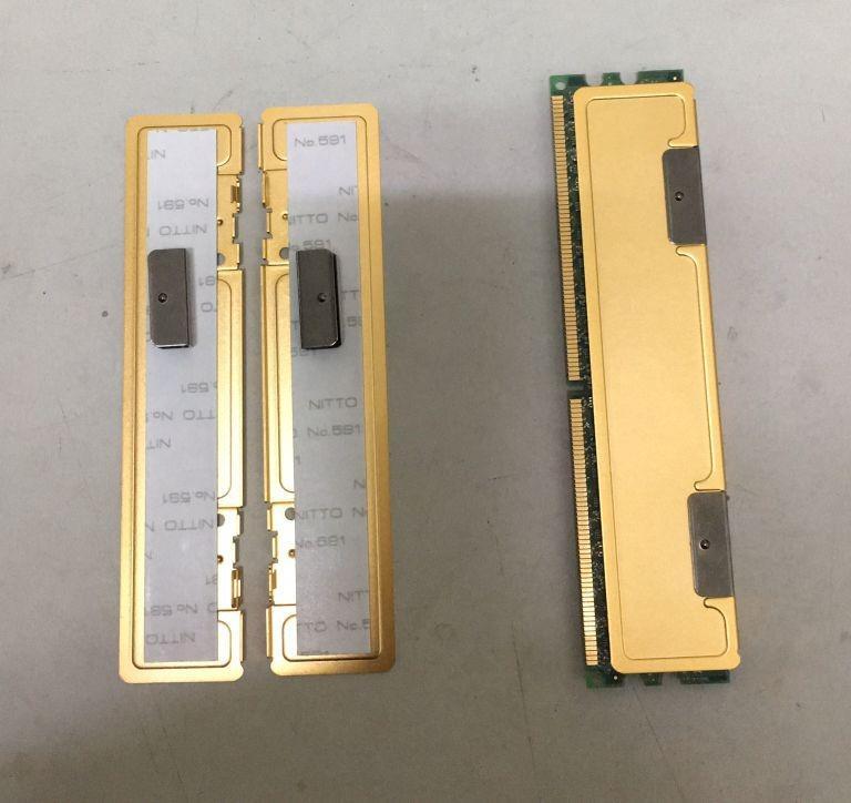 【尚典3C】桌上型記憶體 專用 散熱片 全新 記憶體散熱片