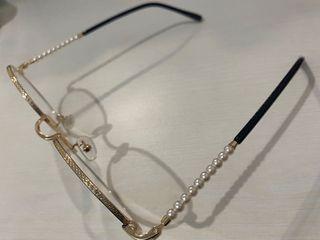美美的珍珠眼鏡(韓國購入)