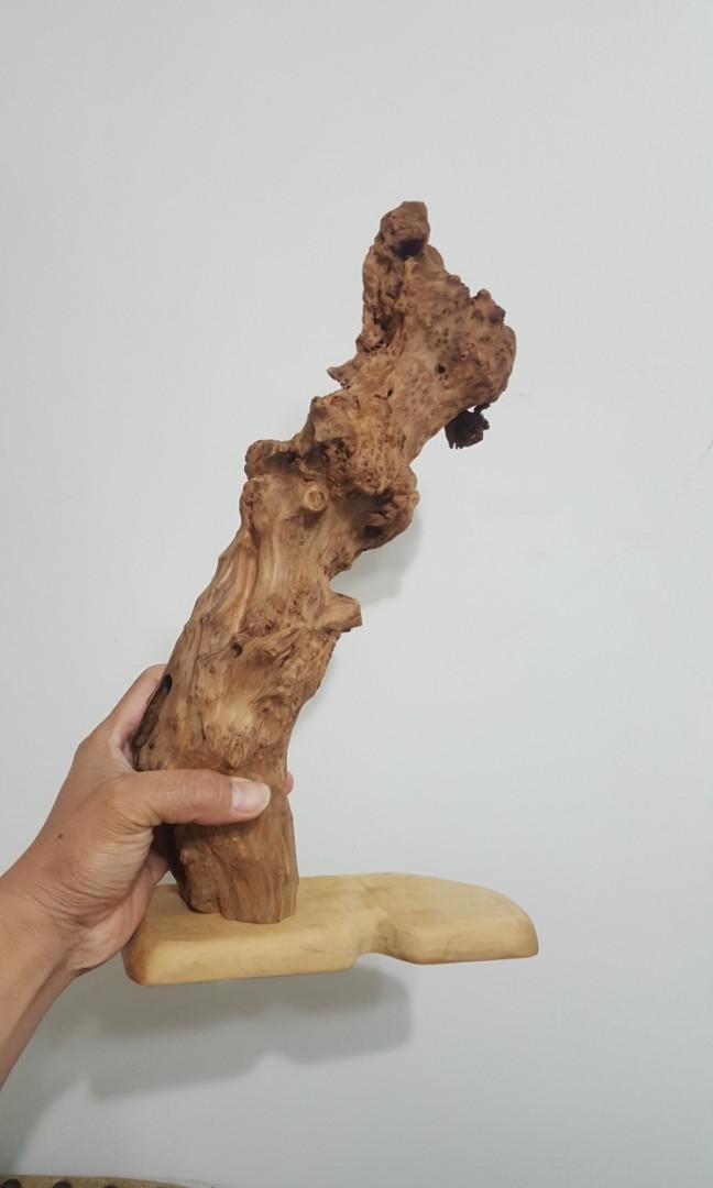 台灣 香杉 樹瘤 擺飾 擺件 (5)
