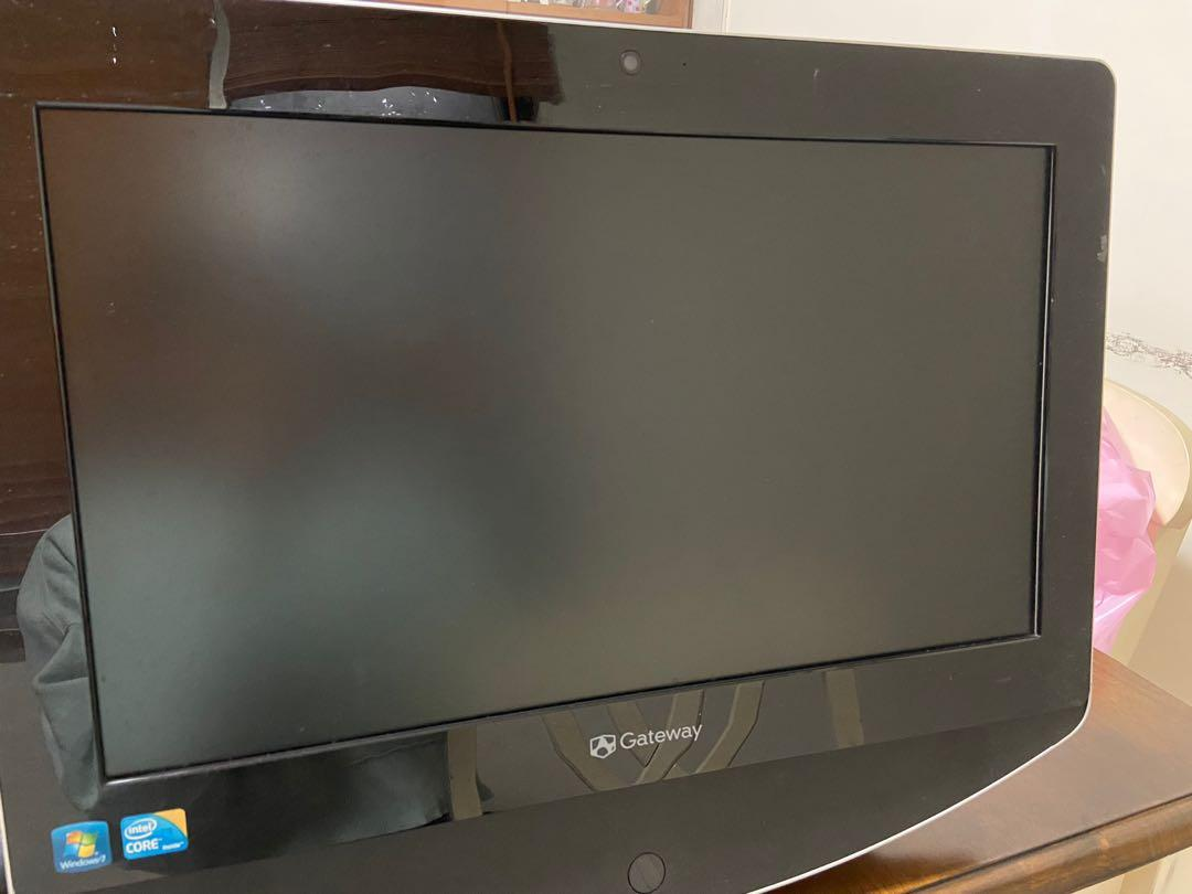 Acer Gateway ZX4950 21.5吋 All-in-One i3雙核電腦