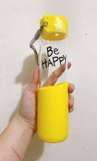 Be happy玻璃水壺