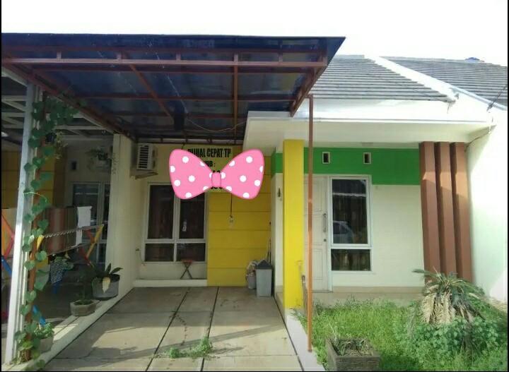 Dijual Rumah 1.5 lantai dalam Cluster di Jatimurni Bekasi