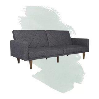 Grey Couch/Futon