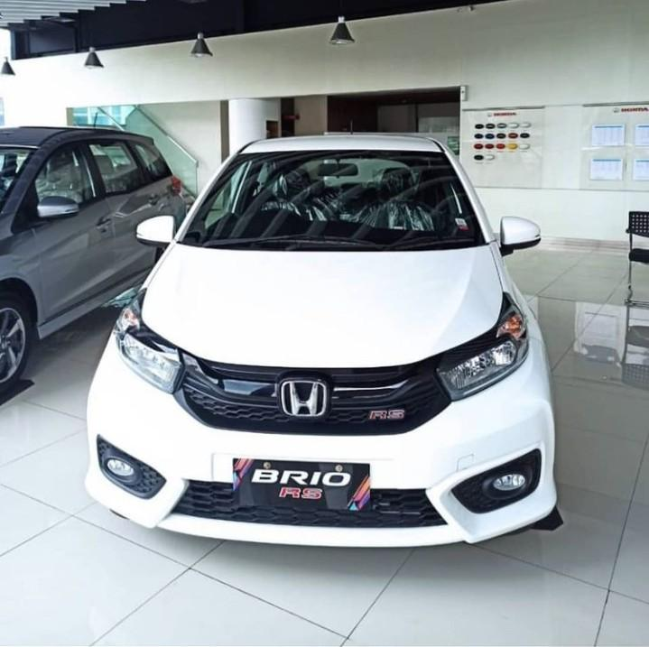 Hot Sale ! Brio RS cvt 2021
