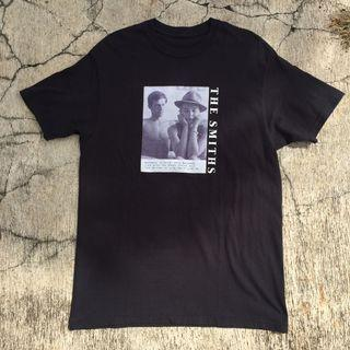 Kaos Band The Smiths Unofficial (not morrissey the cure moz vtg tee)