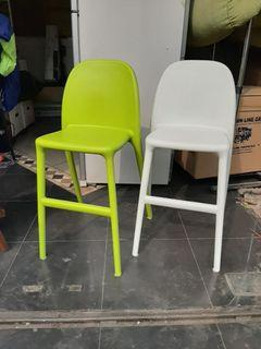 Kursi tinggi anak IKEA URBAN sisa Hijau